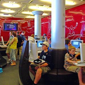 Интернет-кафе Оханска