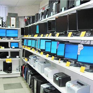 Компьютерные магазины Оханска