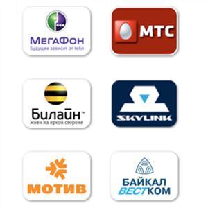 Операторы сотовой связи Оханска