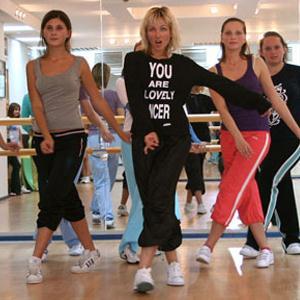 Школы танцев Оханска
