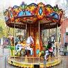 Парки культуры и отдыха в Оханске
