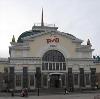 Железнодорожные вокзалы в Оханске