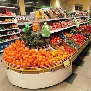 Супермаркеты Оханска