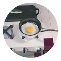 Ветерок, кафе-бильярдная - иконка «кухня» в Оханске